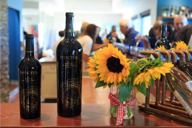 Perseus Winery, Penticton.  Winning Wine: Invictus 2013