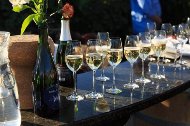 "Noble Ridge Vineyard and Winery, Okanagan Falls Winning Wine: ""The One"" Sparkling 2012"