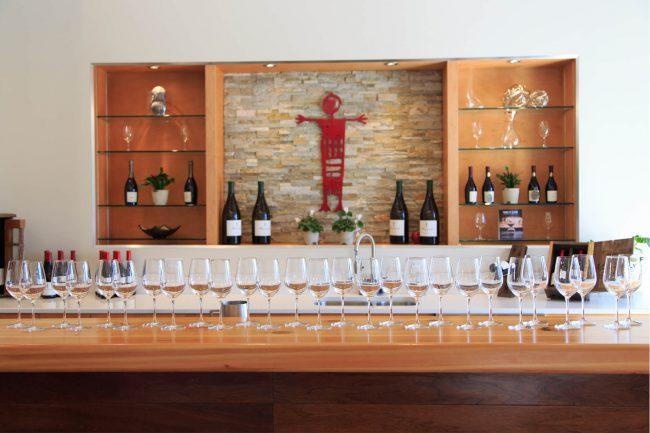 Maverick Estate Winery, Oliver. Winning wine: Bush Vine Syrah 2014